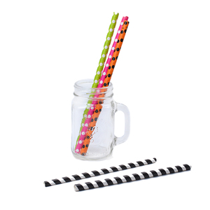 food grade paper straw disposable biodegradable paper straw
