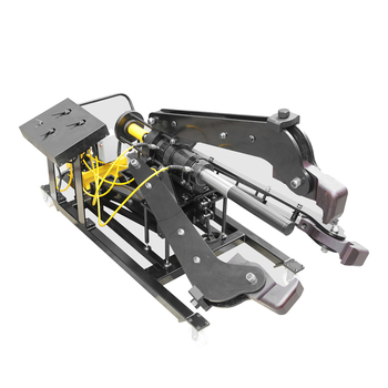 100 Ton 200 Ton Mobile Hydraulic Bearing Puller, Three Arm Hydraulic Puller