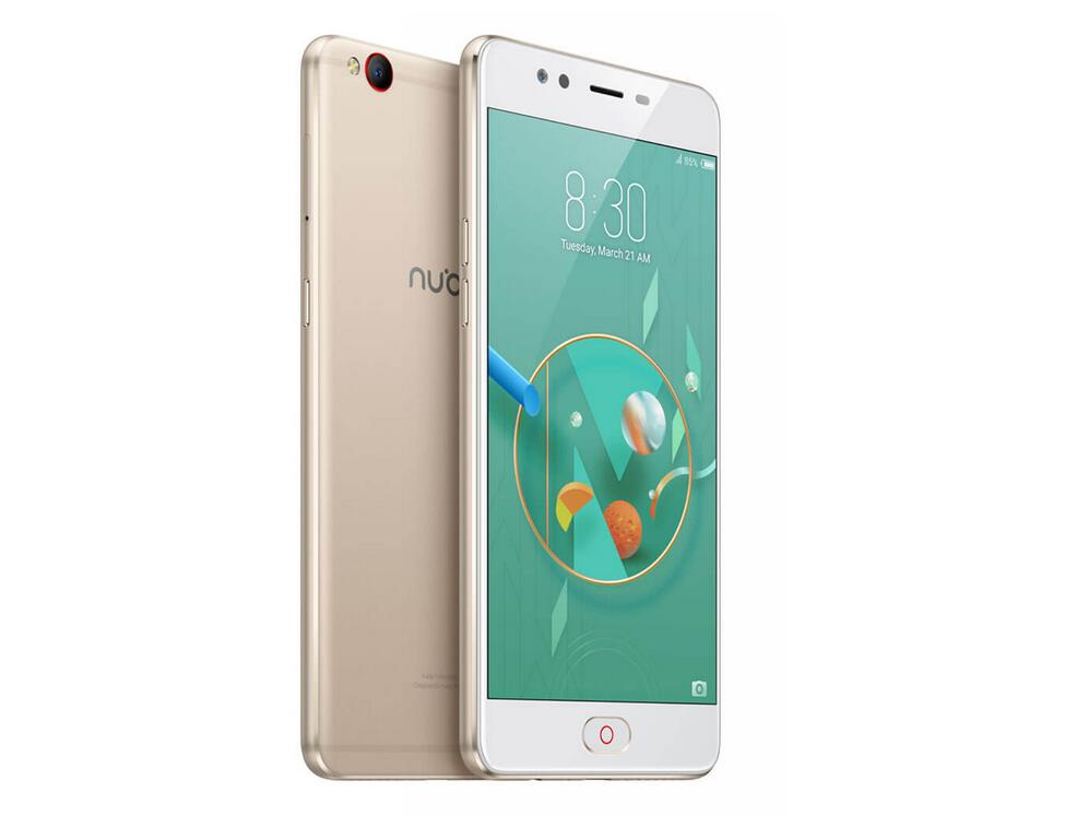 Original Nubia M2 Lite mobile phone 5.5'' 4GB RAM 64GB ROM 16.0MP FDD-LTE B20