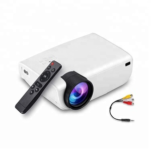 Shenzhen Small Slides Unique Ultra Short-Focus Projector For Movies