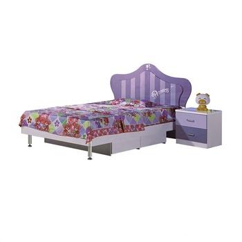 8101 # Prinzessin Bett/kinder Doppel Schreibtisch/kinder Schlafzimmer Möbel  - Buy Prinzessin Stil Bett,Kinder Doppel Schreibtisch,Kinder Schlafzimmer  ...