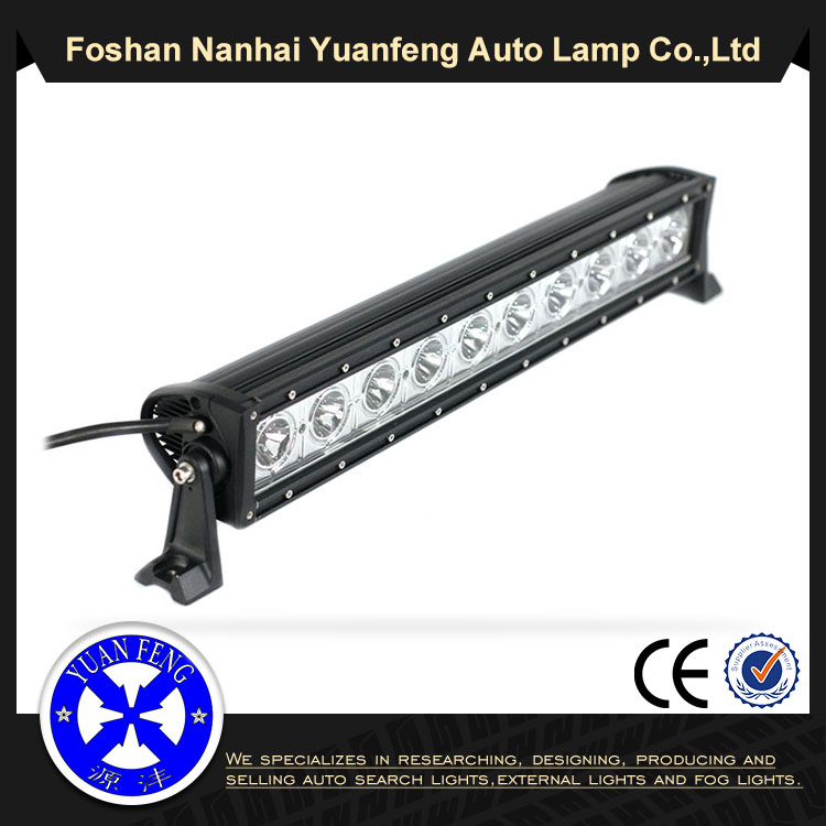 25 Inch 100 W Led Light Bar offroad Bar Offroad 4WD focos para el coche