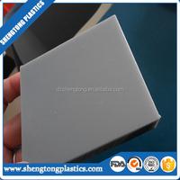 High quality impact resistance polypropylene sheet manufacturer