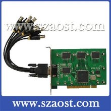 8channel DVR Card 200fps AST-9808