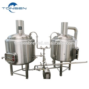 500l brewhouse electric heating mash tun home beer making machine for sale
