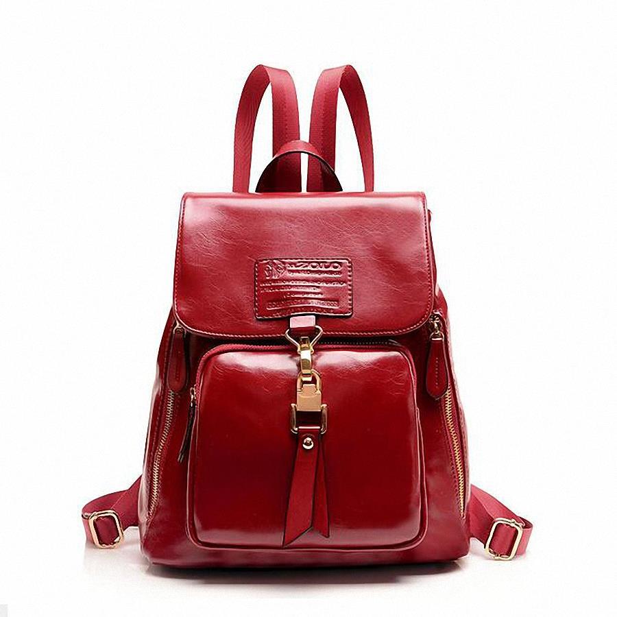 4e6fd8d2c2 Buy New High Quality Designer Brand Patchwork Women Backpacks Mochila  Women  39 s PU Leather Backpack Travel bag School Backpack LI-580 in Cheap  Price on ...