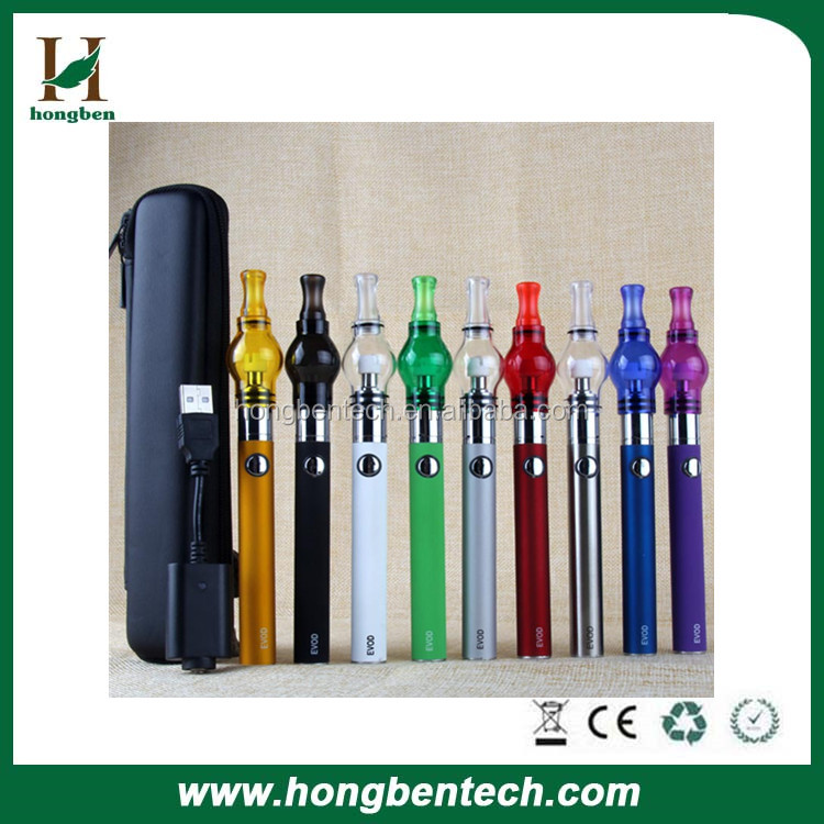 Best selling e-cig ego 510 vape pen wax 510 Globe glass atomizer with dual ceramic coil atomizer