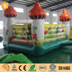 Canton Fair Inflatable Animal Bouncers Home Use Inflatable Bouncer