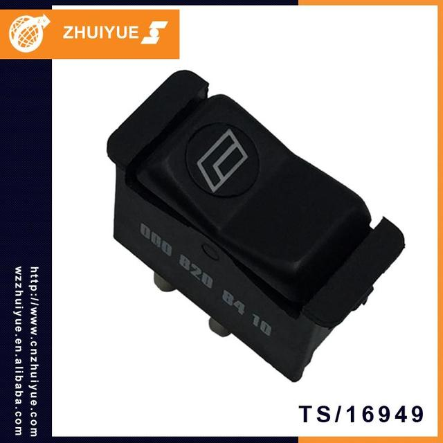 ZHUIYUE New Technology Factory Directory Power Window Master Control Switch For German Car