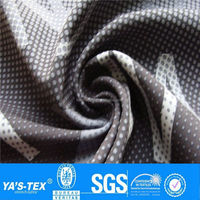 China Textile 2 Layer Laminated Polyester Printing TPU Membrane Fabric For Garments