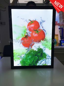 Best Effect Led Lighting Menu Billboard Fast Food Display Restaurant - Buy  Led Menu Billboard,Billboard Menu Display,Fast Food Menu Board Product on