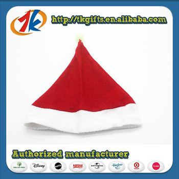 China Supplier Beautiful Mini Christmas Hat For Kids