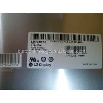 "23"" inch LCD Module LM230WF8-TLA2 for Lenovo"