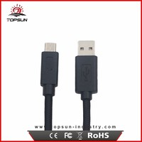 Factory Supply 480Mbps type c usb 3.0 data link cable