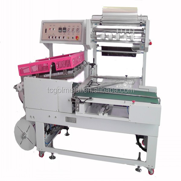 quality-assured Packaging Machinery L500S l sealing packaging machinery Taiwan technology for condoms box