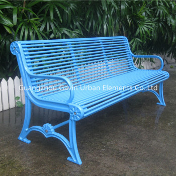 Metal Outdoor Patio Benches Seats Frame Cast Iron Garden Bench In India