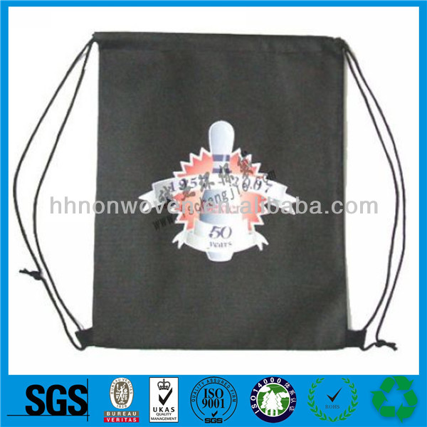 Top quality boutique/retail bag with drawstring