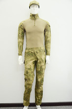 Camouflage Combat Uniform FG Color