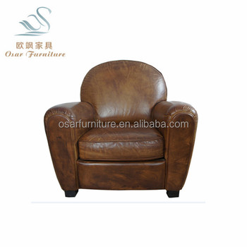 Incredible Osar Vintage French Style Leather Arm Chair Club Chair Buy Club Chair Leather Club Chair Vintage Leather Club Chair Product On Alibaba Com Squirreltailoven Fun Painted Chair Ideas Images Squirreltailovenorg