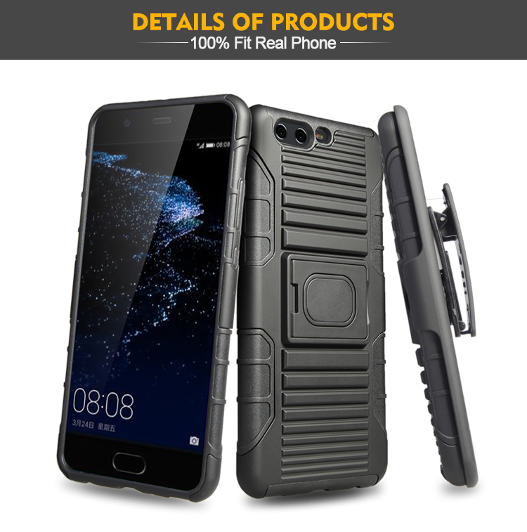 new style 751b9 5d972 Heavy Duty Ring Armor Holster Combo Case Cellular Fundus For Huawei P10  Plus With Car Magnet Holder - Buy Combo Case,Combo Case With Ring  Holder,Combo ...