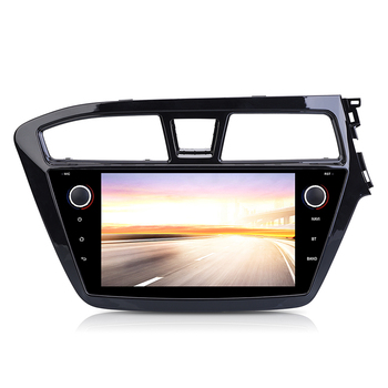 Android 9.0 Car DVD Multimedia Player With GPS Bluetooth Phone Link for Hyundai I20 right hand driver
