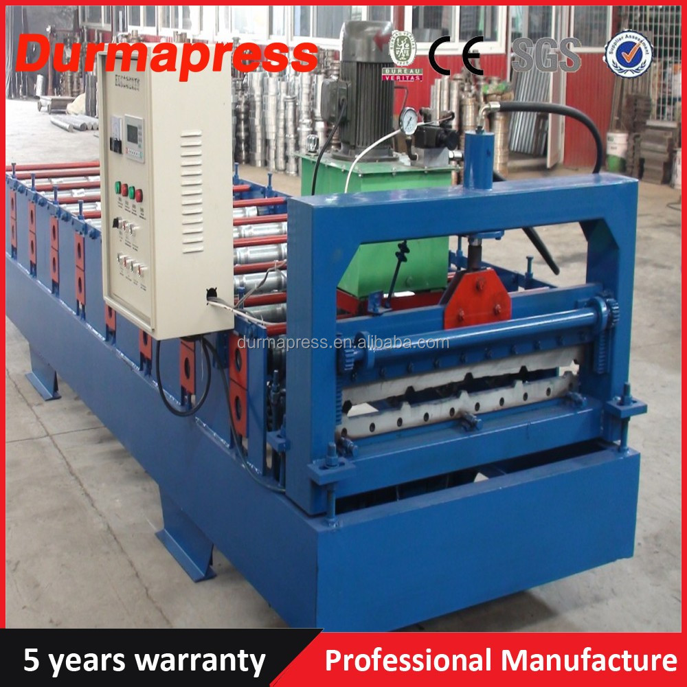 storage rack roll forming machine with 5 years warranty