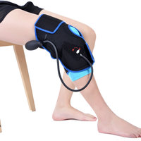 Medical Intermittent Pneumatic Compression Devices Adjustable Cold Gel Compression Knee Brace