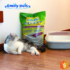 Newest Hot Pet Products Granular Mineral Cat Fine Litter For Sale