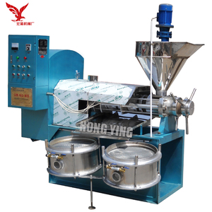 Vegetable / Plant / Sunflower Cooking Oil Making Machine, Oil Press Machine UK for Sale