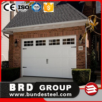 Wooden roll up garage door repair for US/ AU/EU market