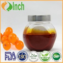 Food Grade GMP Seabuckthorn/Hippophae Seed Oil