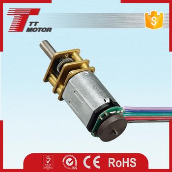 Gm12 n20va en high performance 12 volt small dc gear motor for Small 12 volt motors