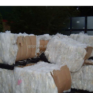 recycled plastic film scrap HDPE LDPE Film in bales scrap 98/2 99/1