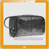 Special Design Double Zipper Components Luxury Mens Travel Washbag
