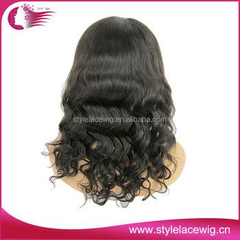 High Quality Aaaaa Human Hair Full Lace Wig - Buy Aaaaa Human Hair ...