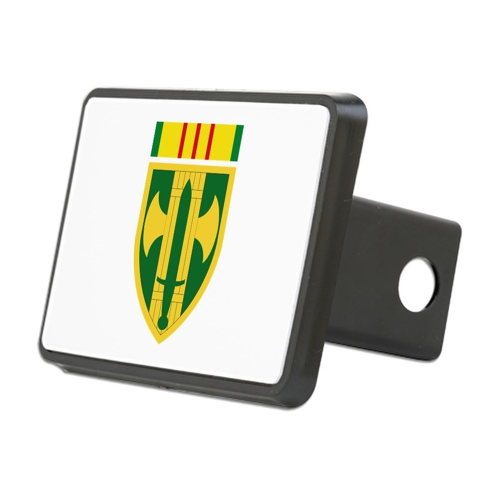 CafePress - 18Th Military Police - Trailer Hitch Cover, Truck Receiver Hitch Plug Insert
