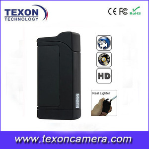 Real Cigarette Lighter Hidden Camera Mini DV, 1280*960 Video Taking TE-670HD