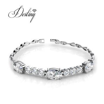 9963e67073804 Destiny Jewellery 2017 Latest Women Designs Bracelet Crystals From  Swarovski,Jewelry Bracelets - Buy Best Selling Products,Accessories  Handmade ...