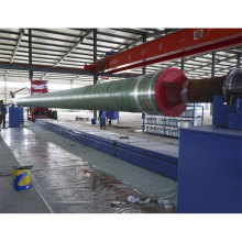 DN300-4000mm GRP Pipe Continuous Filament Winding Equipment FRP Winding Machine