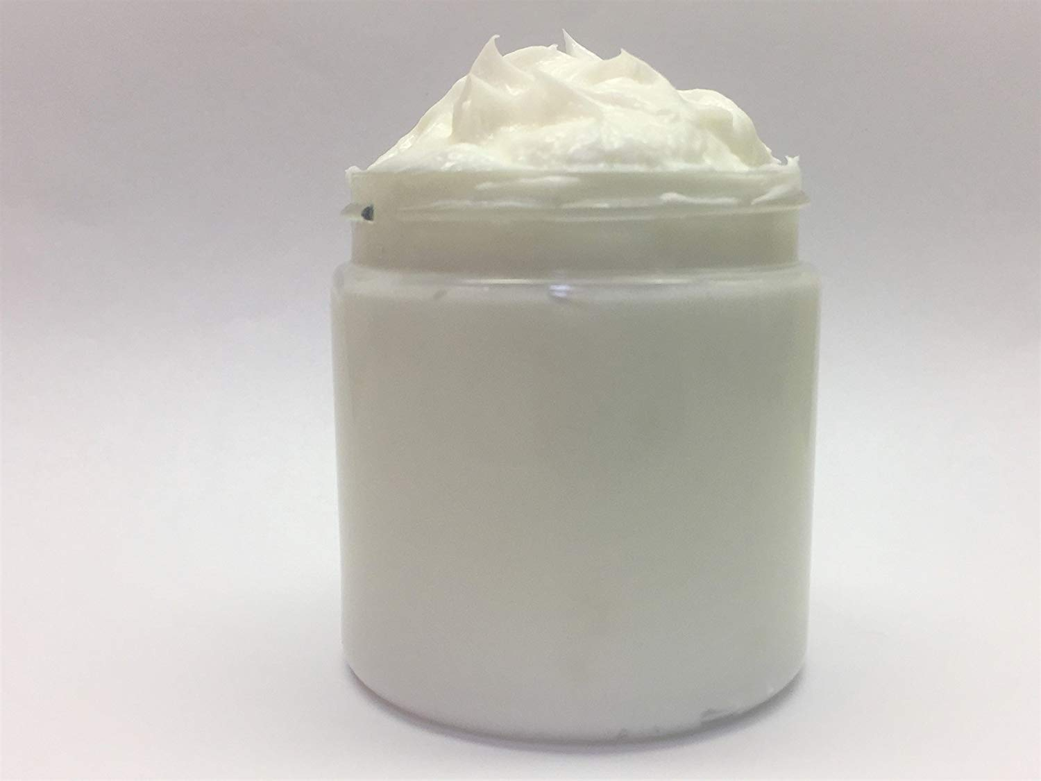 Black Currant Vanilla Type Whipped Body Butter, Goat Milk, Shea and Cocoa Butter With Vitamin C, Handmade