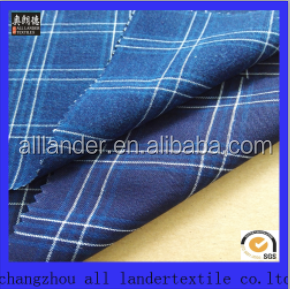 regular 100cotton indigo check shirt fabric,indigo thin blue and white stripes plain denim fabric