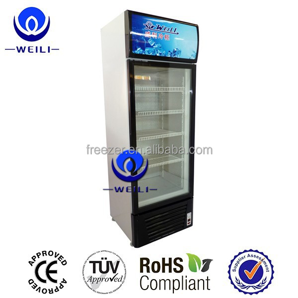 220L high efficiency cooling system refrigerator for sale