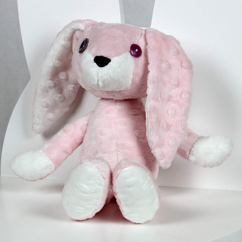 Stuffed Bunny, Plush Rabbit, Handmade Bunny, Soft Toy, Mascot Bunny, Mimi