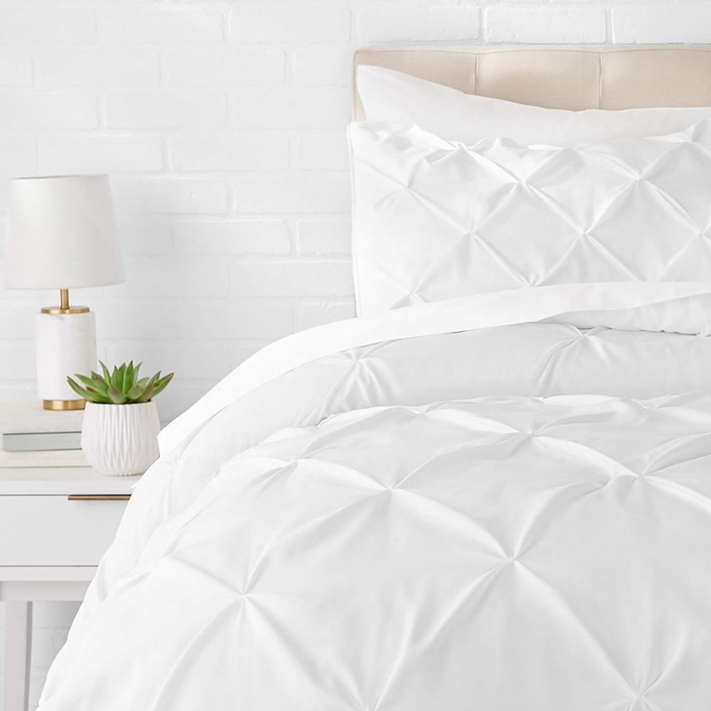 DKNY Amazon bán nóng Pinch Pleat Comforter Set
