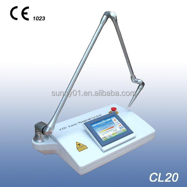 15W Desk-top co2 laser ablation machine