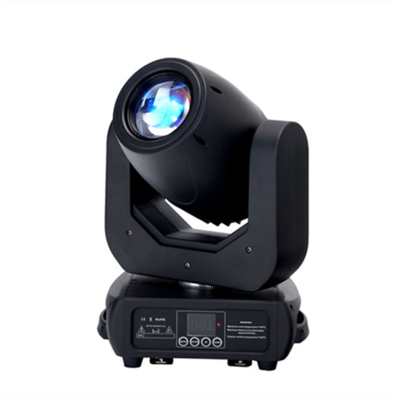 Newest Design dj move head led 150w stage light DMX spot moving head light