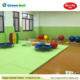 Kids Foam wall padding for sports training wall pads for kindergarten gymnastic protecting wall mat