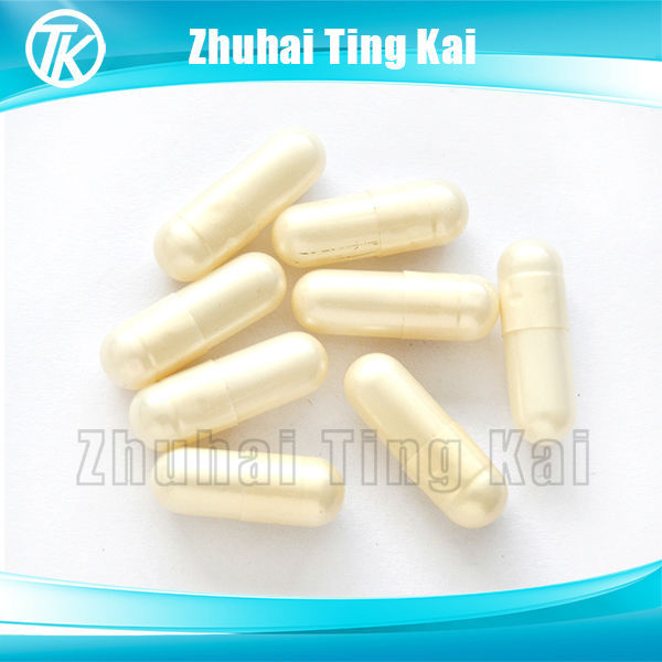 edible colorful size 3 vegetable hard capsule empty