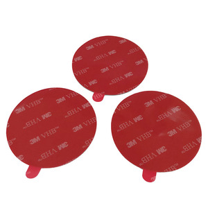 Custom Die Cut 3M VHB Double Sided Acrylic Adhesive Tape Circles Dots Pads