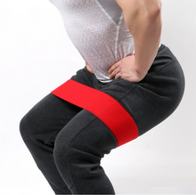 Baumwolle Stoff Elastische Bein Übung Workout Fitness Hüfte <span class=keywords><strong>Widerstand</strong></span> Band